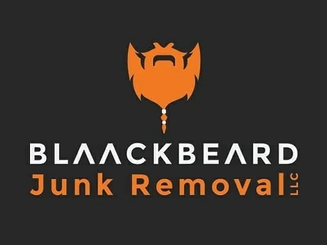 Picture of blaack beard Garbage removal